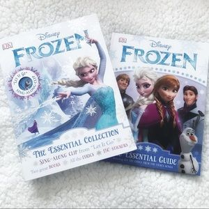 Disney Frozen The Essential Collection Guide